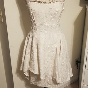 MM COUTURE DRESS NWT